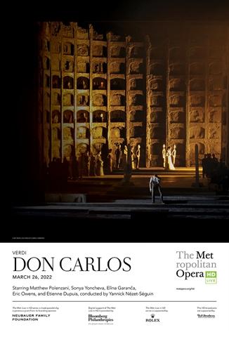 MET: Don Carlos
