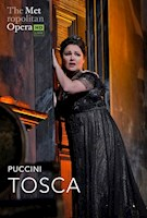 """Soprano Anna Netrebko, whom the New York Times hailed as """"magnificent"""" when she made her role debut as Tosca in 2018, returns to cinemas on April 11 as Puccini's explosive diva. Tenor Brian Jagde is the idealistic painter Cavaradossi, and baritone Michael Volle completes the opera's fatal love triangle as the sinister Scarpia. Bertrand de Billy conducts Sir David McVicar's stunning production. 