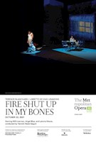 """Opening Night of the 2021–22 season will be a historic occasion—the Met's first performance of an opera by a Black composer. Yannick Nézet-Séguin conducts Grammy Award–winning jazz musician and composer Terence Blanchard's adaptation of Charles M. Blow's moving memoir, which The New York Times praised after its 2019 world premiere at Opera Theatre of Saint Louis as """"bold and affecting"""" and """"subtly powerful."""" Featuring a libretto by filmmaker Kasi Lemmons, the opera tells a poignant and profound story about a young man's journey to overcome a life of trauma and hardship. James Robinson and Camille A. Brown—two of the creators of the Met's sensational recent production of Porgy and Bess—co-direct this new staging; Brown, who is also the production's choreographer, becomes the first Black director to create a mainstage Met production. Baritone Will Liverman, one of opera's most exciting young artists, stars as Charles, alongside sopranos Angel Blue as Destiny/Loneliness/Greta and Latonia Moore as Billie."""