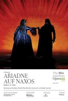 The exhilarating soprano Lise Davidsen brings one of her signature roles to the Met for the first time as the mythological Greek heroine of Strauss's enchanting masterpiece. The outstanding cast also features mezzo-soprano Isabel Leonard as the Composer of the opera-within-an-opera around which the plot revolves, with soprano Brenda Rae as the spirited Zerbinetta, tenor Brandon Jovanovich as Ariadne's lover, the god Bacchus, and Thomas Allen as the Major-Domo. Marek Janowski conducts.