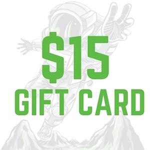$15 Gift Card