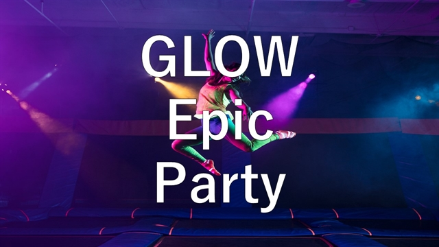 Glow Super Jump Party