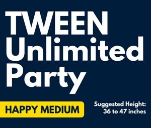 2019 Tween Unlimited Party