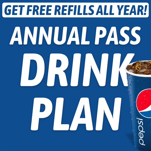 Annual Pass Drink Plan