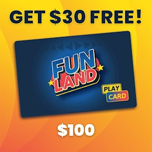 $100 Play Card +$30 BONUS