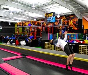 Trampoline & Extreme Arena