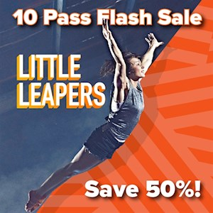 Little Leapers 10 Pass Cyber Monday Sale