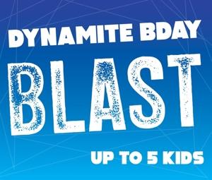 Dynamite B-Day Blast