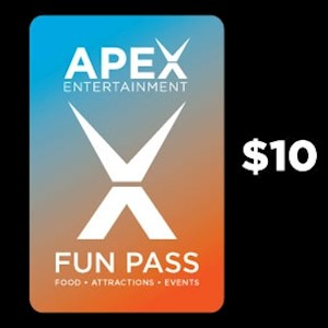 $20 Apex Card