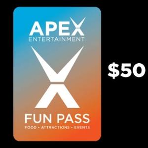 $50 Apex Card