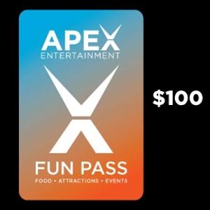 $100 Apex Card