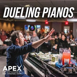 Dueling Pianos 1 Ticket $35