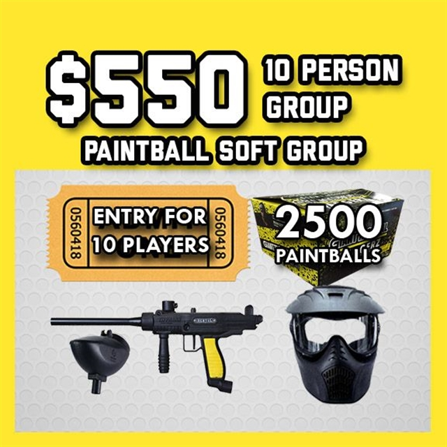 Paintball Soft Party