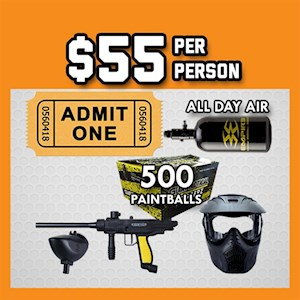 Paintball Soft Alpha Package