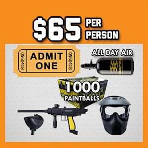 Paintball Soft Bravo Package