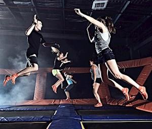 Oaks Jump Time