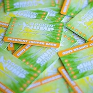 Pass - Frequent Jumper Card