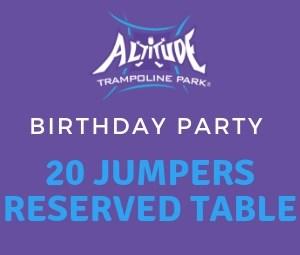 20 Birthday Party No Food