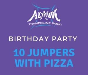 10 Birthday Party