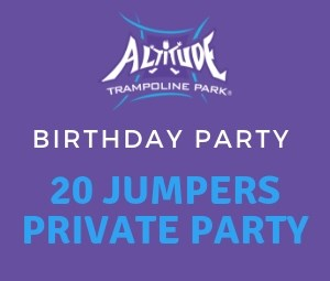 20 Birthday Private No Food