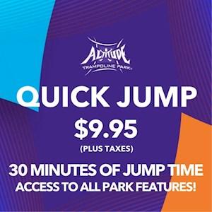 Quick Jump Pass(30)