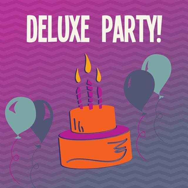 Deluxe Birthday Party