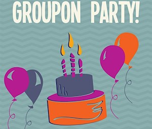 Groupon 2019 Party