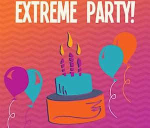 Extreme Birthday Party