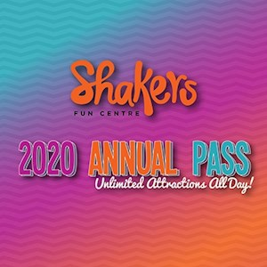 2020 Individual Annual Pass