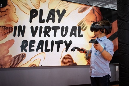(NEW) Virtual Reality Party