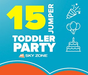 Toddler Super Jump Party