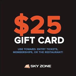 25$ Gift Card