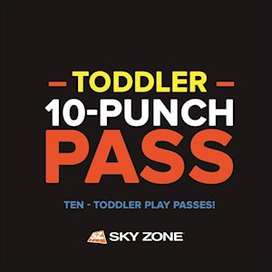 10-Punch Pass (Toddler)