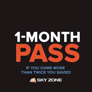 1-Month Pass