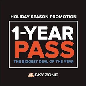 1-Year Pass