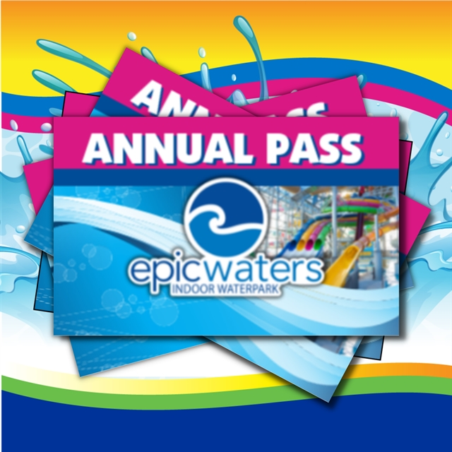 Annual Pass - 4 Pack