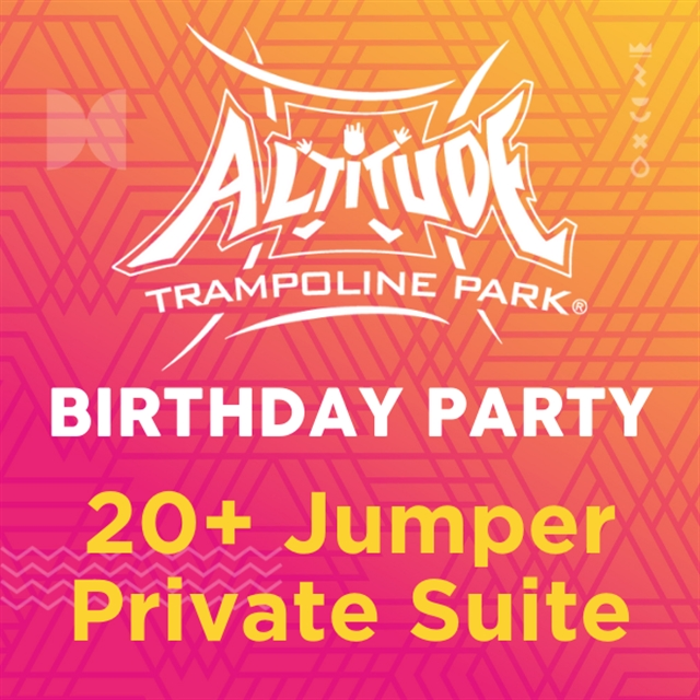 20 Jumper Private Room Party