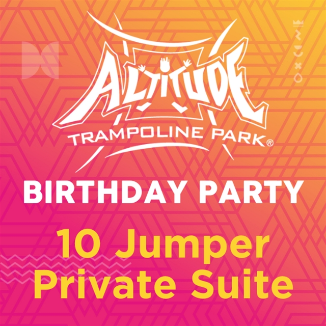 10 Jumper Private Room Party