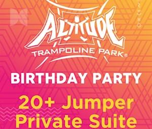 20 Jumper Suite Party