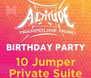 10 Jumper Suite Party