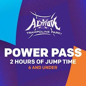 Power Pass 6 & Under