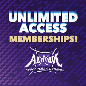 Altitude Monthly Membership