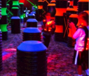 VIP Glow Laser Experience
