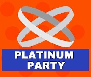 Platinum Party Packge