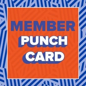 Punch Card - 2021 Members Only