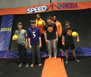 Youth Dodgeball League