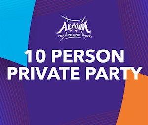 10 Birthday Private Party