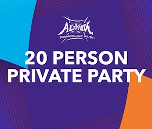 20 Birthday Private Party