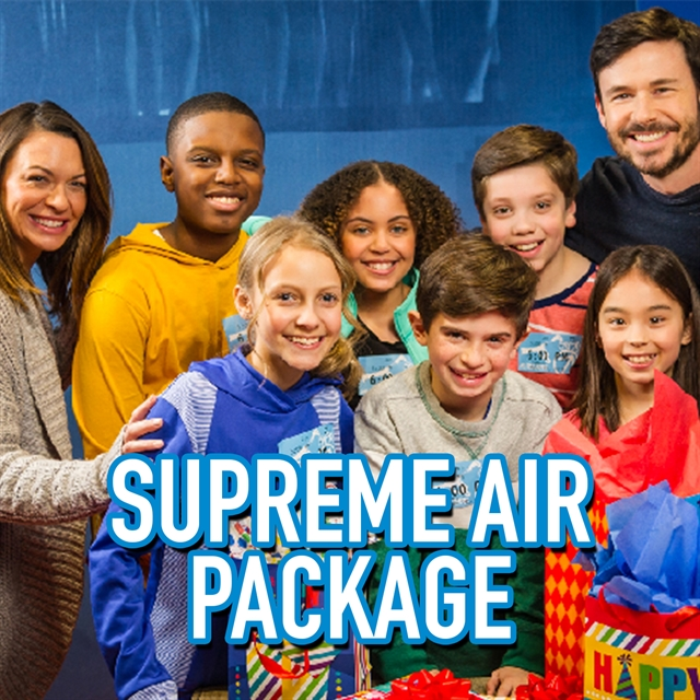 Supreme Air Package