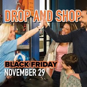 Drop & Shop SkyCamp